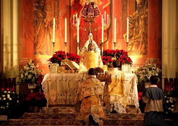 Missa tridentina1