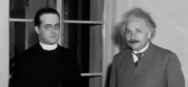 Einstein-and-Lemaitre